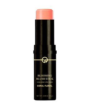 Blooming blush stick Coral floral