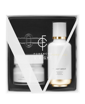 FORENCOS V-Right Cream & Serum Set