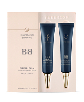 [Lotte Department Store exclusive product] New Forenok BB Cream 60ml Set