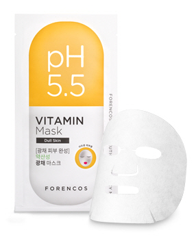 [NEW] pH5.5 Efficacy Vitamin Mask