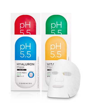 pH 5.5 Efficacy Mask